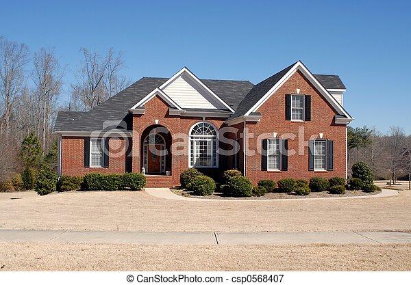 Nuevo hogar - csp0568407