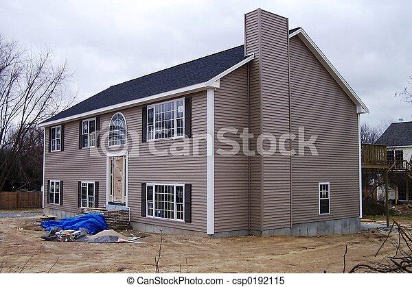 Nueva casa. - csp0192115