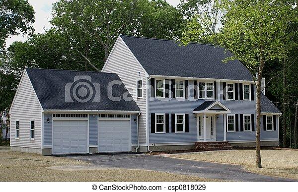 Casa nueva. - csp0818029