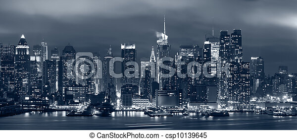 nuevo, manhattan, city., york - csp10139645