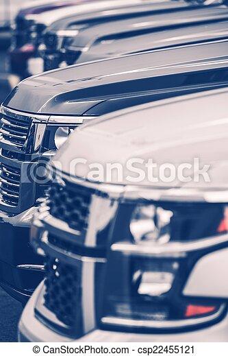Nuevos camiones en stock - csp22455121