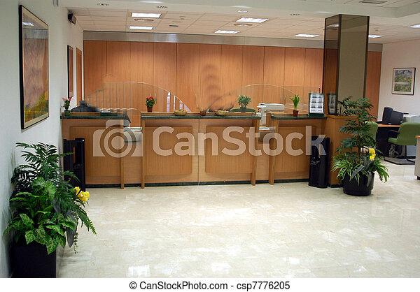 Nueva oficina - csp7776205