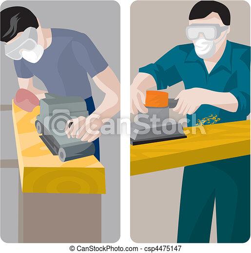 Nuevo trabajador - csp4475147