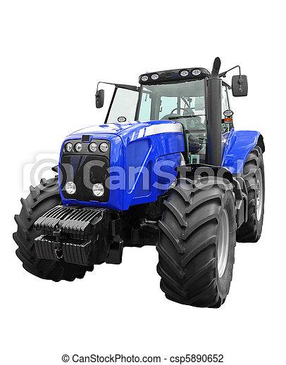 Nuevo tractor - csp5890652