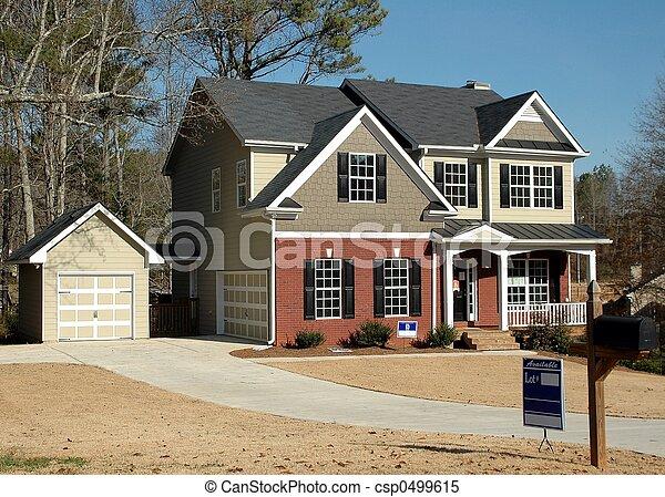 Nueva casa en venta - csp0499615