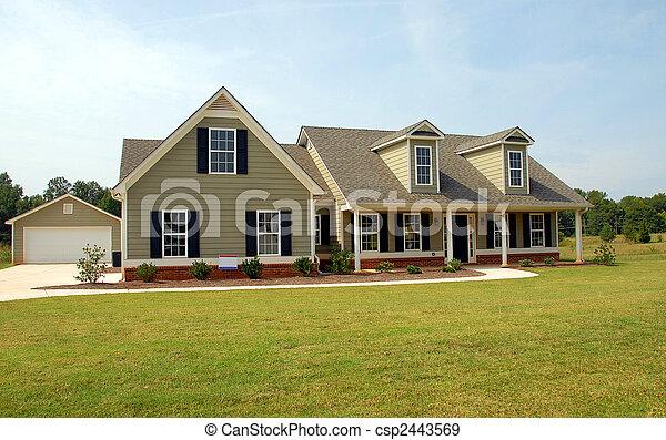 Nueva casa en venta - csp2443569