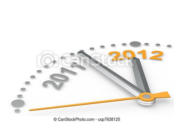 Año Nuevo. - csp7638125
