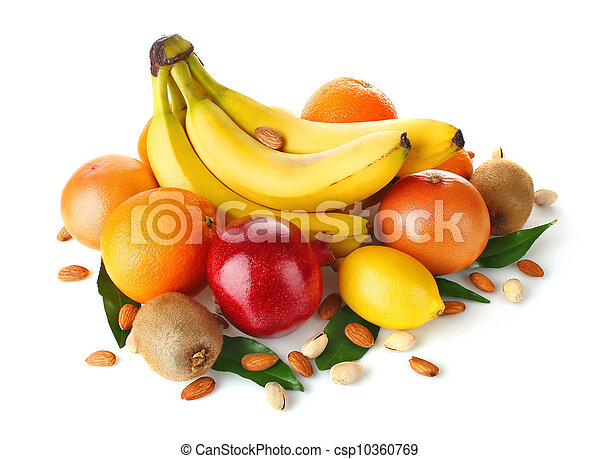 Los frutos secos siguen vivos - csp10360769