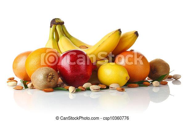 Los frutos secos siguen vivos - csp10360776