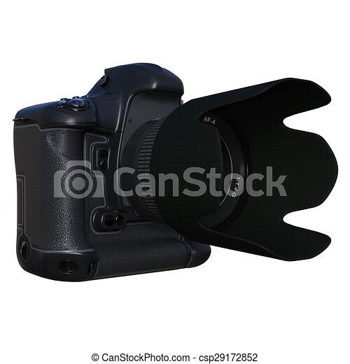 numérique, appareil-photo slr - csp29172852