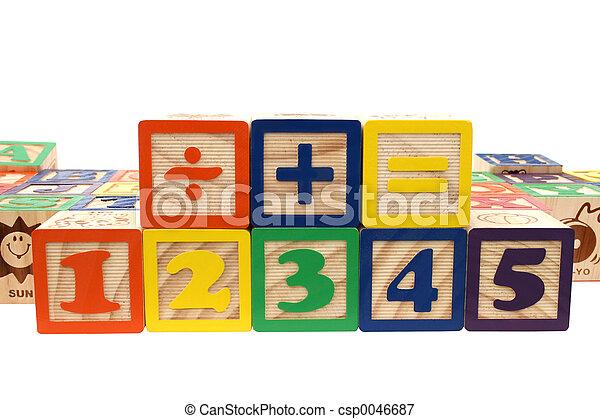 Number Blocks - csp0046687