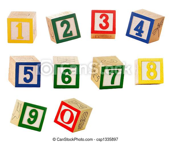 Number Blocks - csp1335897