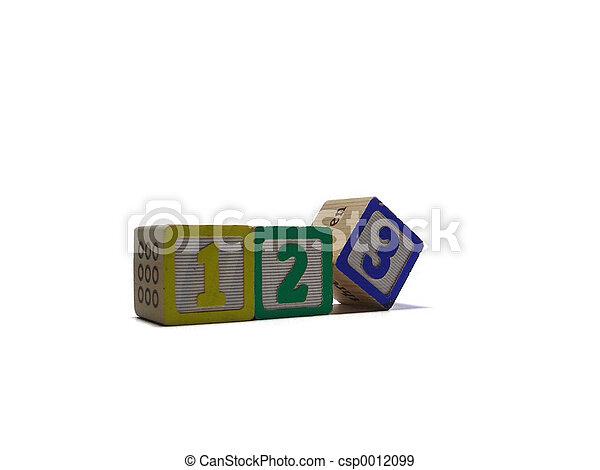 Number Blocks - csp0012099