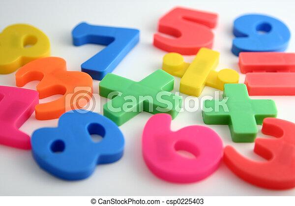 Numerals - csp0225403
