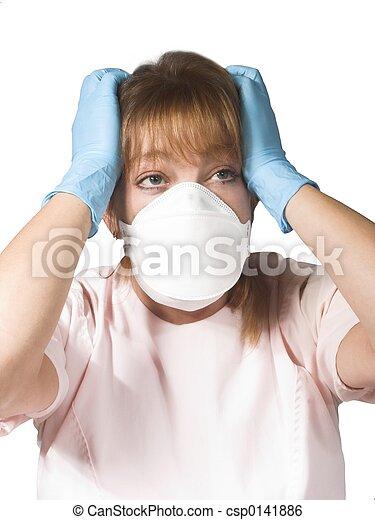 nurse or doctor - csp0141886