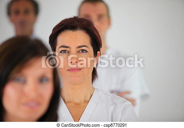Nurse - csp8770291