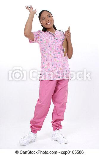 Nurse - csp0105586