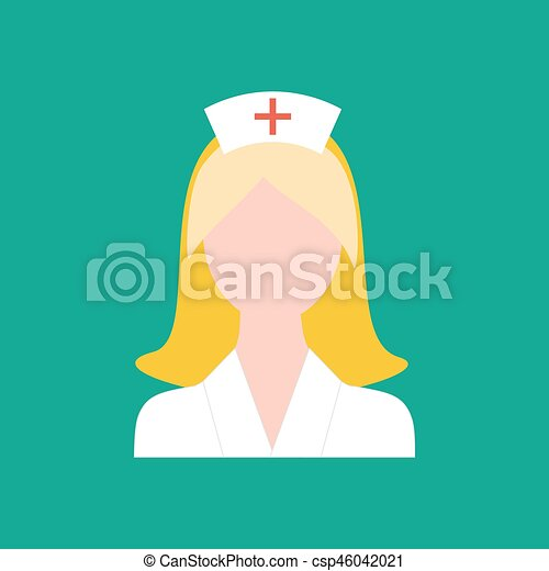Nurse vector illustration - csp46042021