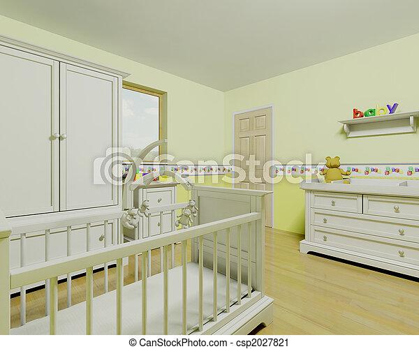 nursery - csp2027821