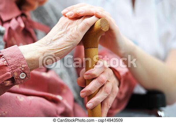 Nursing home - csp14943509