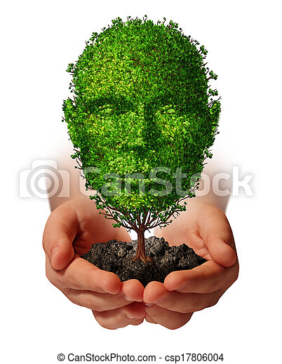 Nurture Growth - csp17806004