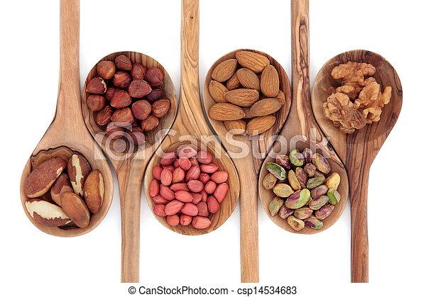 Nut Assortment - csp14534683
