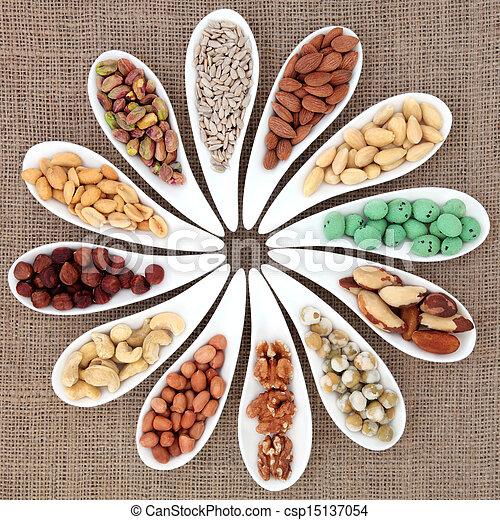 Nut Sampler - csp15137054