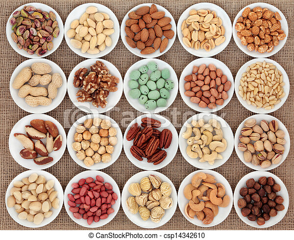 Nut Selection - csp14342610
