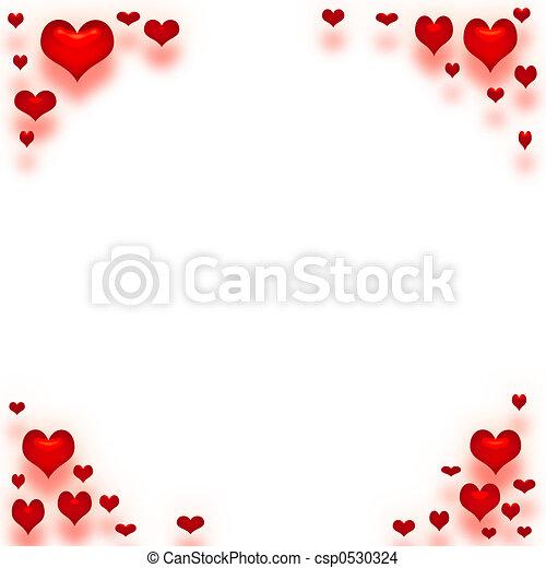 nuta, miłość, valentine - csp0530324