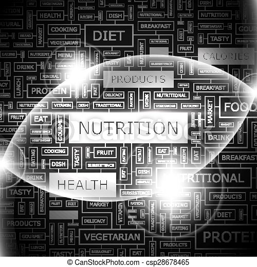 NUTRITION - csp28678465
