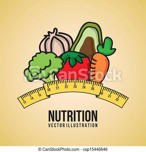 nutrition - csp15446646