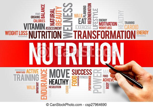 NUTRITION - csp27964690