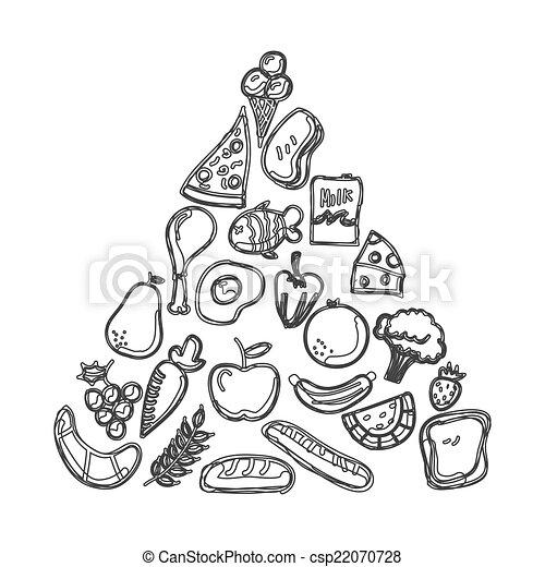 Nutrition Vector Nutrition Graphic Design Vector Illustration