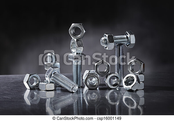 Nuts and Bolts - csp16001149
