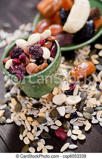 nuts and kernels - csp6053339