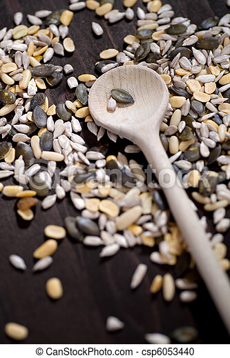 nuts and kernels - csp6053440