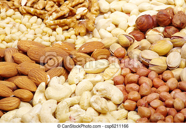 nuts collection - csp6211166