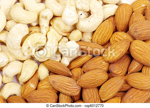 nuts collection - csp6012770