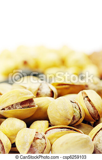 nuts collection - csp6259103