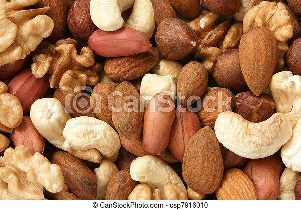 Nuts mixed - csp7916010