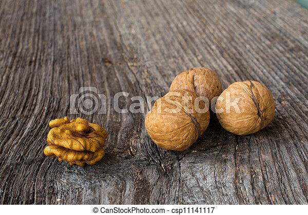 Nuts - csp11141117