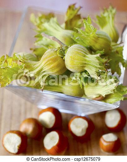 nuts - csp12675079