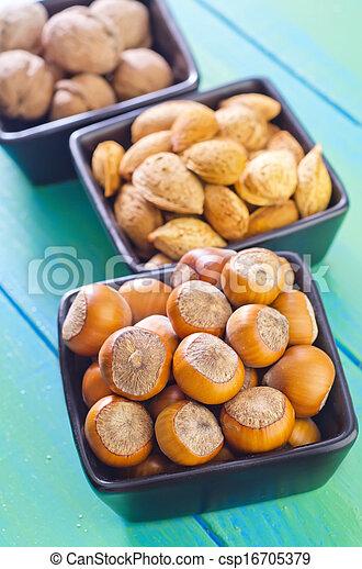 nuts - csp16705379