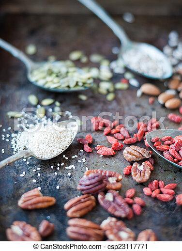 Nuts - csp23117771