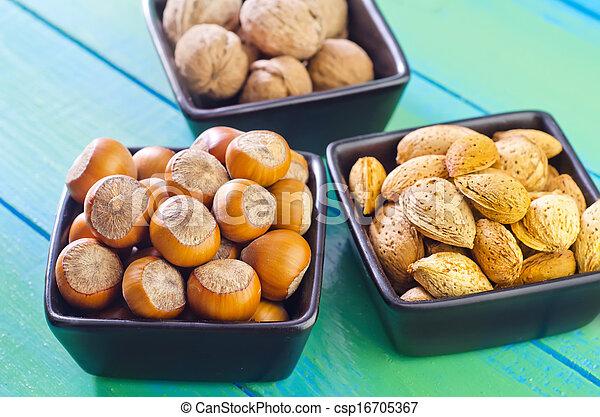 nuts - csp16705367