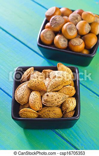 nuts - csp16705353