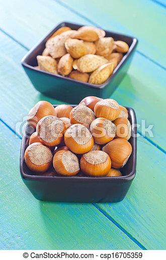 nuts - csp16705359
