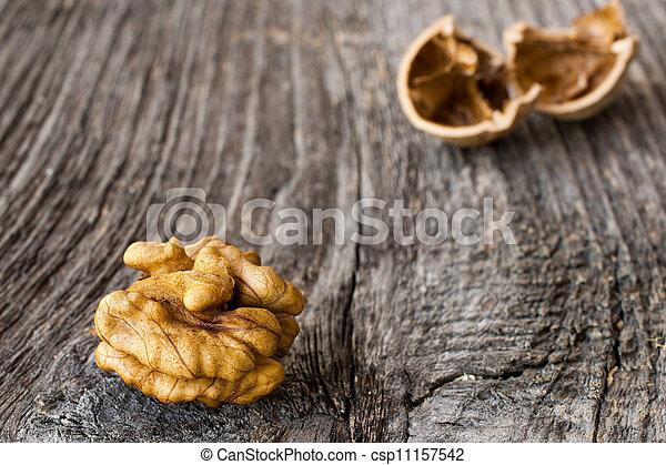 Nuts - csp11157542