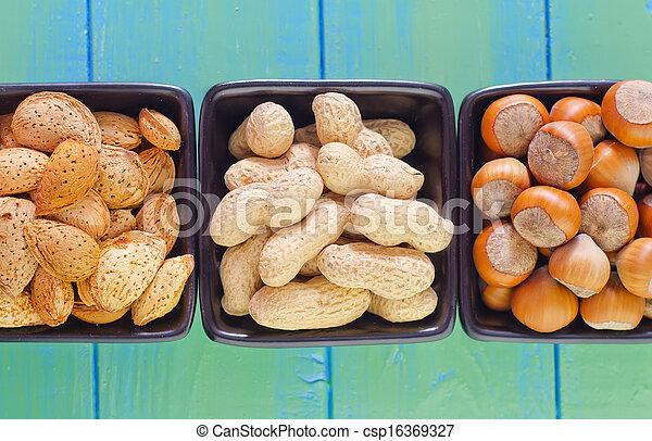 nuts - csp16369327