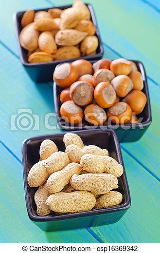 nuts - csp16369342